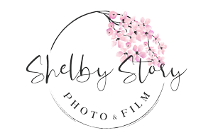 Shelby Story Photo & Film Logo